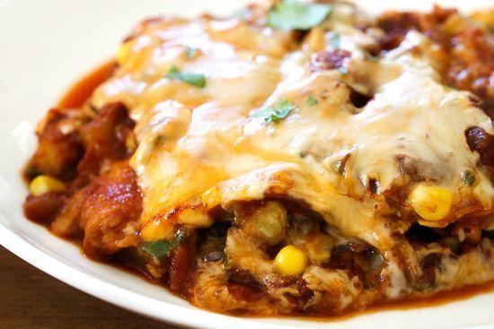 Enchilada Pies