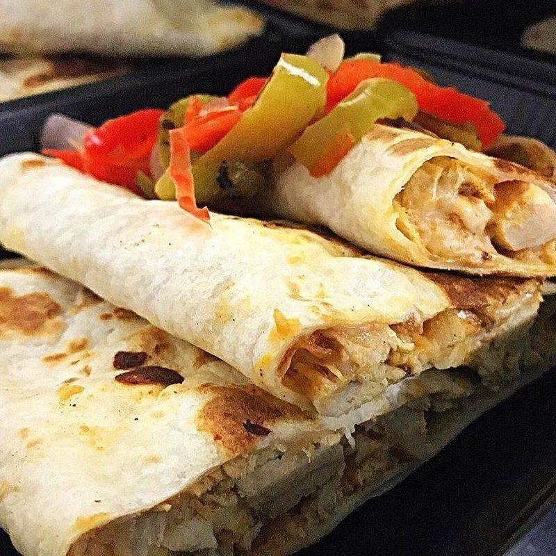 Southwest Chicken Quesadilla Box Lunch