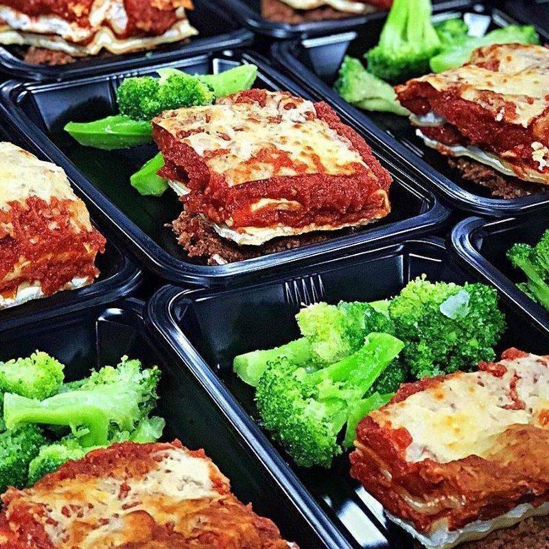 North Beach Lasagna Box Lunch