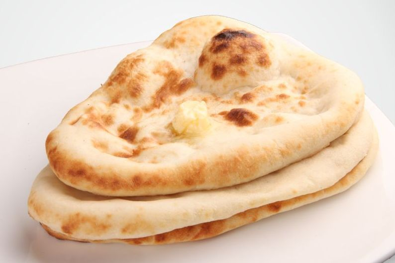 Always served with Naan
