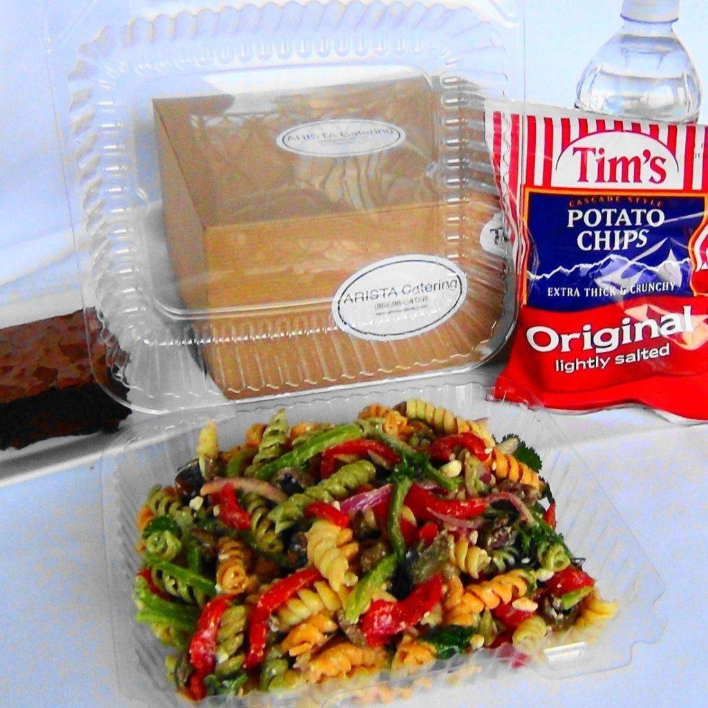 Shrimp Wrap Box Lunch Seattle's