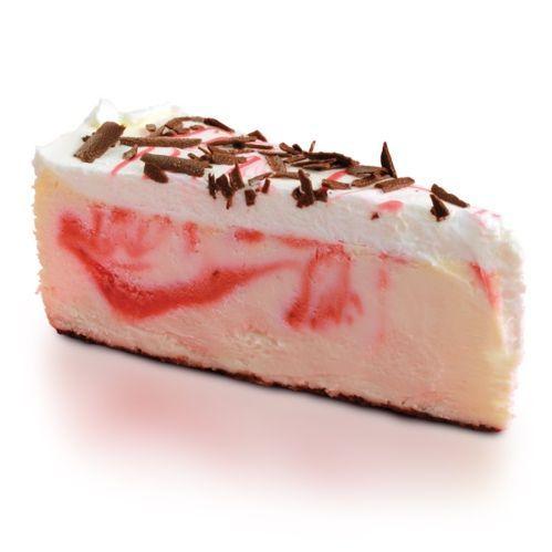 Gluten Free Strawberry Champagne Cheesecake