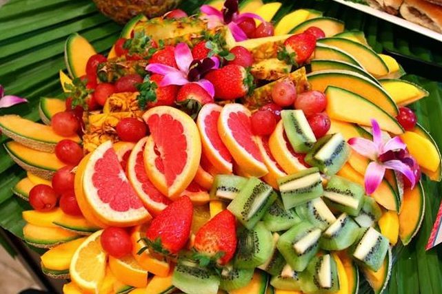 Luau Lunch Catering