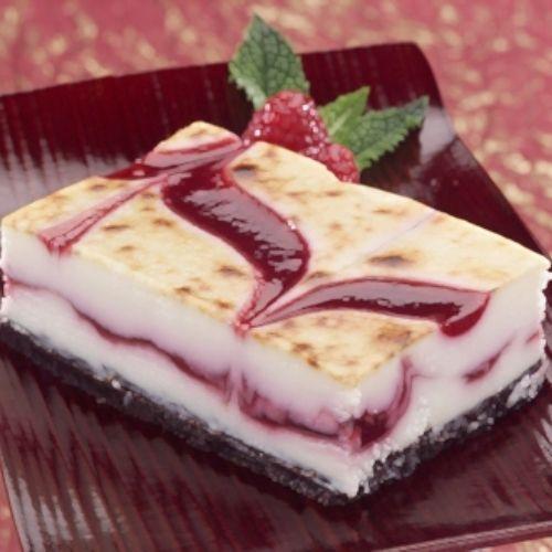 Raspberry White Choc