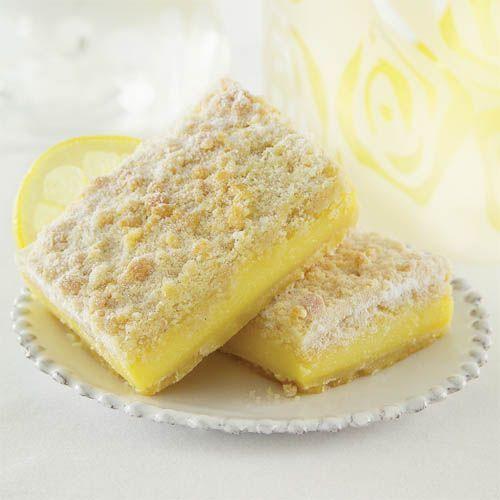 Lemon Crumb