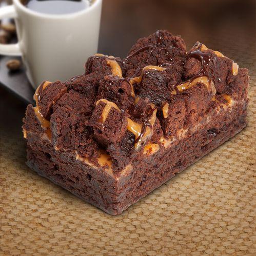 Dessert Bars Chocolate Caramel Brownie Cake