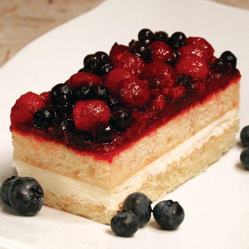 Berry Burst Cake Dessert Bars