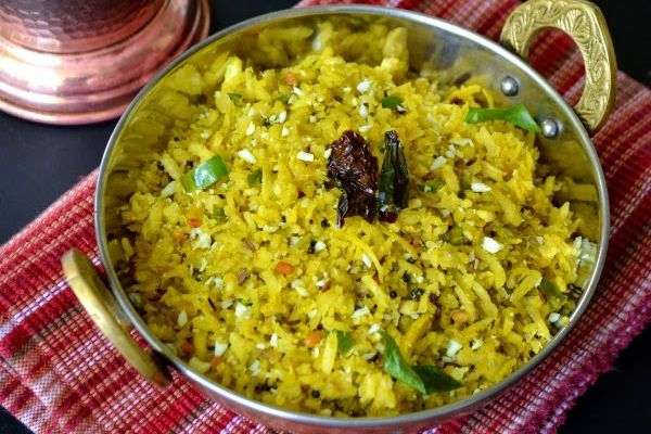 Indian catering Saffron Rice